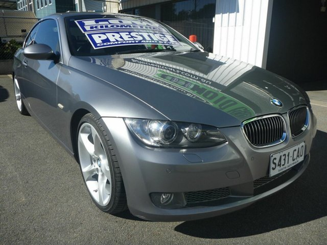Used BMW 335i Steptronic, Edwardstown, 2007 BMW 335i Steptronic Convertible