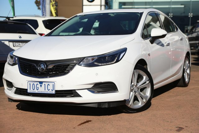 Used Holden Astra LTZ, Brookvale, 2017 Holden Astra LTZ Sedan