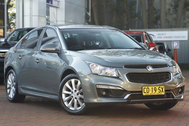 Used Holden Cruze SRi, Artarmon, 2015 Holden Cruze SRi Sedan