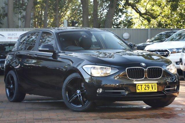 Used BMW 118i, Artarmon, 2012 BMW 118i Hatchback