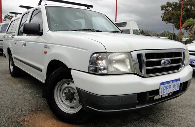Used Ford Courier XL Crew Cab 4x2, Bellevue, 2003 Ford Courier XL Crew Cab 4x2 Utility