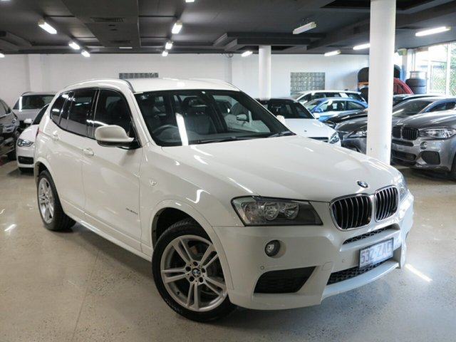Used BMW X3 xDrive20d Steptronic, Albion, 2012 BMW X3 xDrive20d Steptronic Wagon