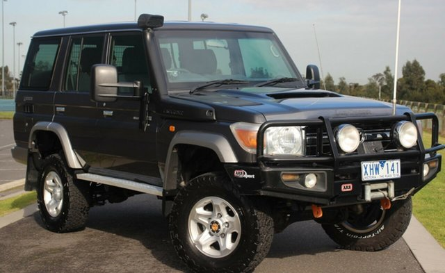 Used Toyota Landcruiser GXL, Officer, 2009 Toyota Landcruiser GXL Wagon