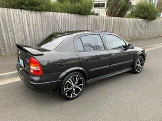 2001 Holden Astra City Sedan.