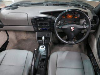 2000 Porsche Boxster Convertible.