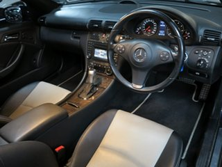 2010 Mercedes-Benz CLC200 Kompressor Evolution Coupe.