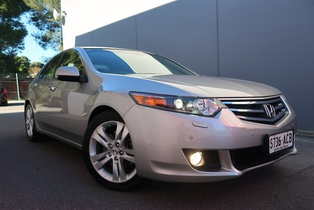 Used Honda Accord Euro Luxury Navi, Reynella, 2010 Honda Accord Euro Luxury Navi Sedan