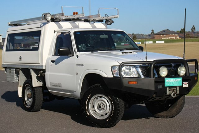 Used Nissan Patrol DX, Officer, 2013 Nissan Patrol DX Cab Chassis