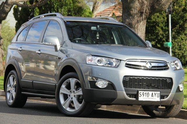 Used Holden Captiva 7 AWD LX, Modbury, 2013 Holden Captiva 7 AWD LX Wagon