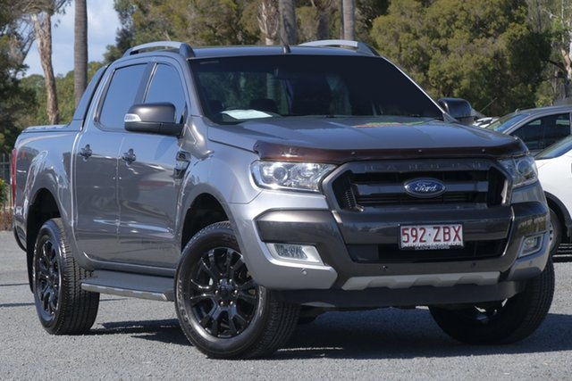 Used Ford Ranger Wildtrak Double Cab, Beaudesert, 2016 Ford Ranger Wildtrak Double Cab Utility
