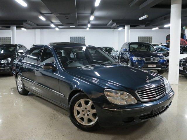 Used Mercedes-Benz S500 L, Albion, 2002 Mercedes-Benz S500 L Sedan