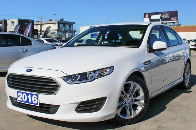Used Ford Falcon, Coburg North, 2016 Ford Falcon Sedan