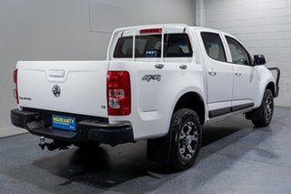 2015 Holden Colorado LS (4x4) Crew Cab Pickup.