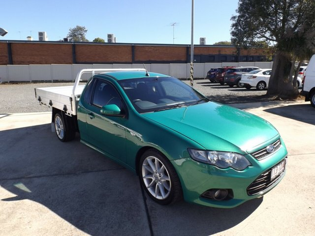Used Ford Falcon XR6 Super Cab, Toowoomba, 2013 Ford Falcon XR6 Super Cab Cab Chassis