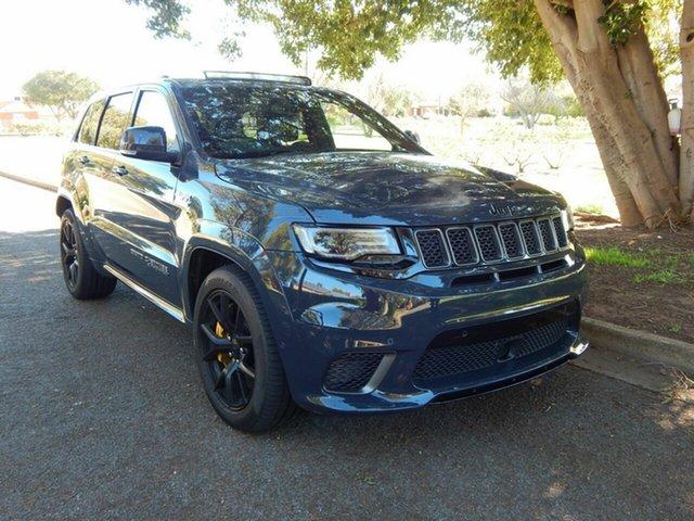Used Jeep Grand Cherokee Trackhawk, Blair Athol, 2018 Jeep Grand Cherokee Trackhawk Wagon