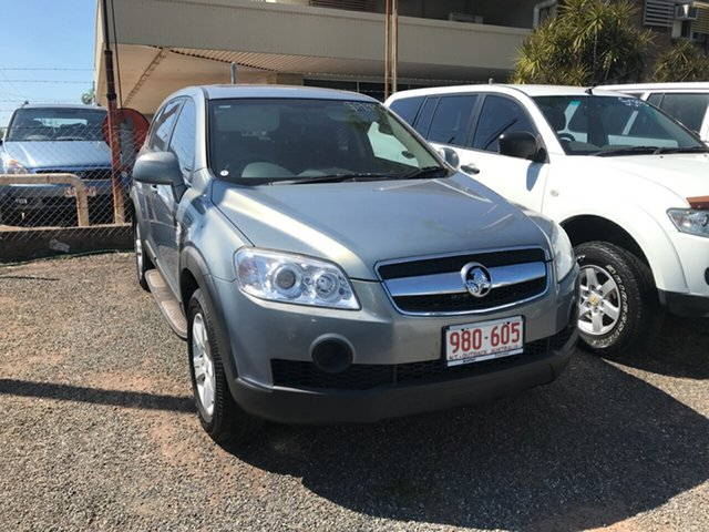 Used Holden Captiva SX AWD, Winnellie, 2010 Holden Captiva SX AWD Wagon