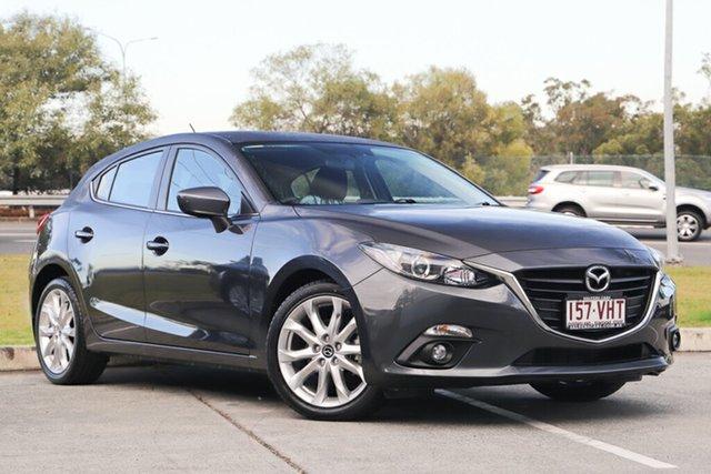 Used Mazda 3 SP25 SKYACTIV-Drive, Indooroopilly, 2014 Mazda 3 SP25 SKYACTIV-Drive Hatchback
