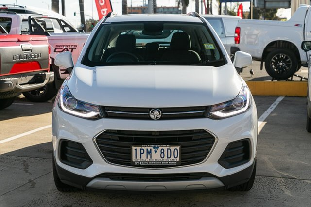 Demonstrator, Demo, Near New Holden Trax LS, Oakleigh, 2019 Holden Trax LS TJ MY19 Wagon