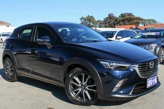 2016 Mazda CX-3 sTouring SKYACTIV-MT Wagon.