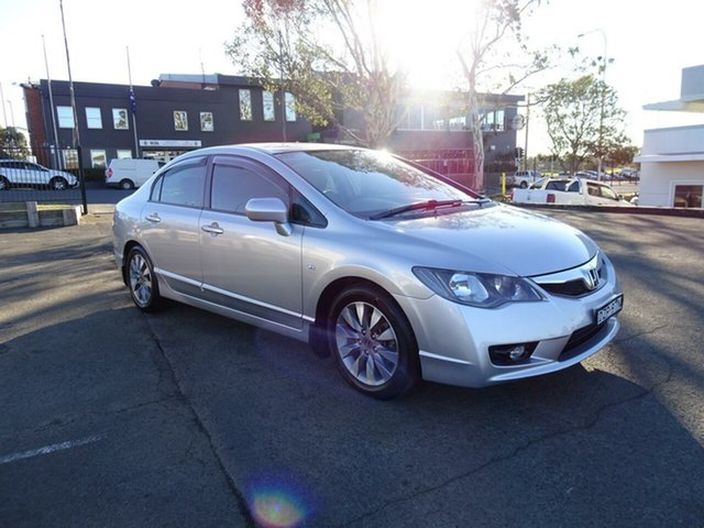 Used Honda Civic VTi-L, Nowra, 2011 Honda Civic VTi-L Sedan