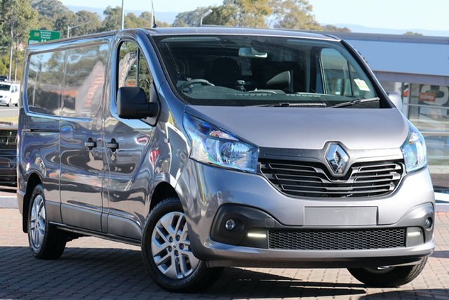 Discounted New Renault Trafic 103KW Low Roof LWB, Narellan, 2019 Renault Trafic 103KW Low Roof LWB Van