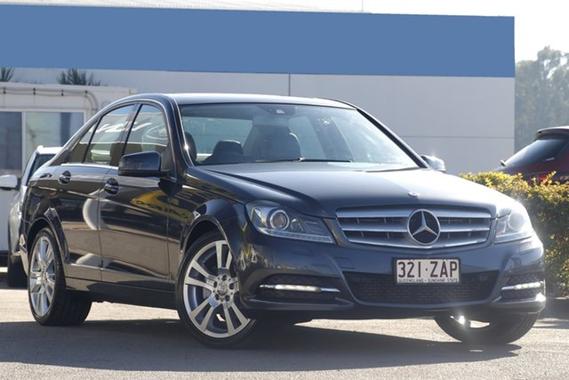 Used Mercedes-Benz C250 CDI BlueEFFICIENCY 7G-Tronic + Avantgarde, Beaudesert, 2012 Mercedes-Benz C250 CDI BlueEFFICIENCY 7G-Tronic + Avantgarde Sedan