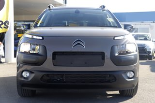2017 Citroen C4 Cactus Exclusive Wagon.