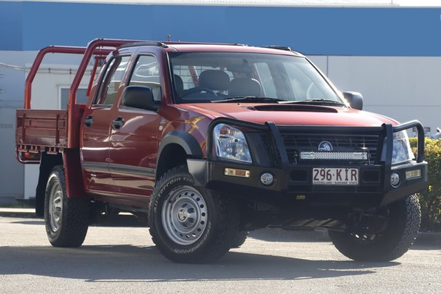 Used Holden Rodeo LX Crew Cab, Bowen Hills, 2007 Holden Rodeo LX Crew Cab Cab Chassis