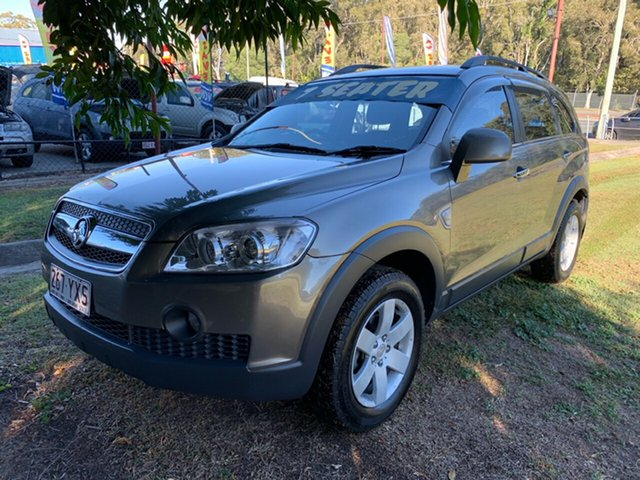 Used Holden Captiva CX (4x4), Clontarf, 2008 Holden Captiva CX (4x4) Wagon
