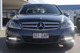 2012 Mercedes-Benz C250 CDI BlueEFFICIENCY 7G-Tronic + Avantgarde Sedan.