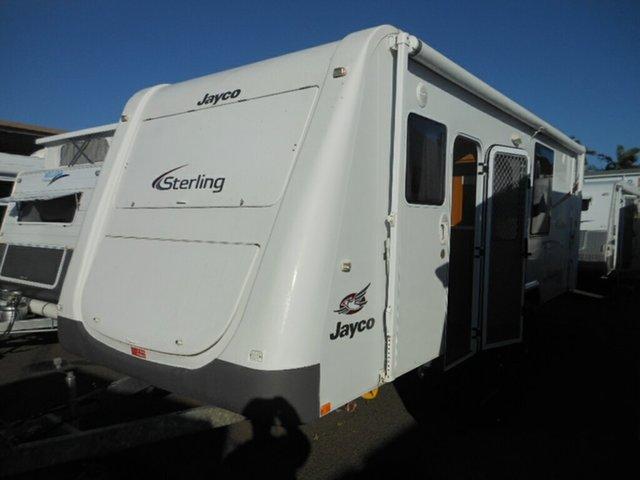 Discounted Used Jayco Sterling 21.65-3, Pialba, 2011 Jayco Sterling 21.65-3 Caravan
