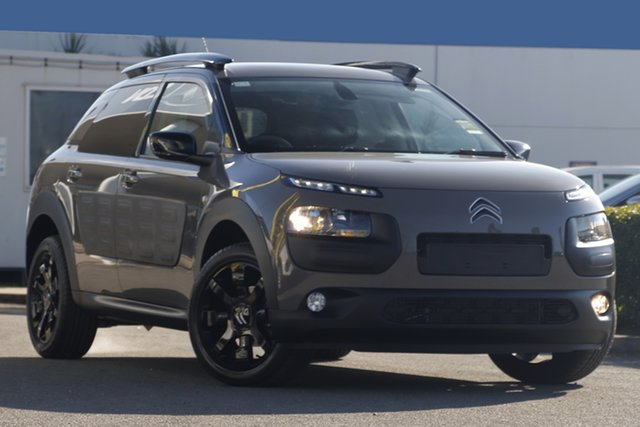 Used Citroen C4 Cactus Exclusive, Toowong, 2017 Citroen C4 Cactus Exclusive Wagon
