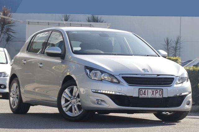 Used Peugeot 308 Active, Toowong, 2017 Peugeot 308 Active Hatchback