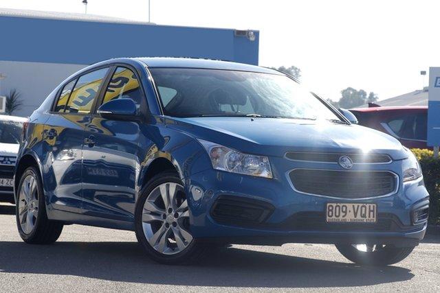 Used Holden Cruze Equipe, Bowen Hills, 2015 Holden Cruze Equipe Hatchback