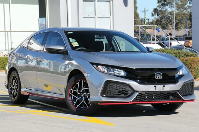 Discounted Demonstrator, Demo, Near New Honda Civic VTi, Narellan, 2019 Honda Civic VTi Hatchback