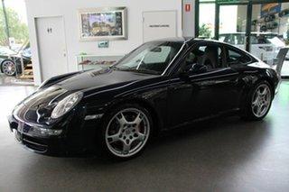 2007 Porsche 911 Carrera S Coupe.
