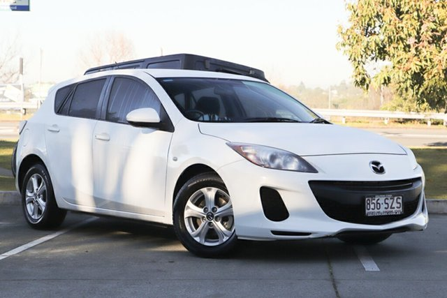 Used Mazda 3 Neo Activematic, Indooroopilly, 2013 Mazda 3 Neo Activematic Hatchback