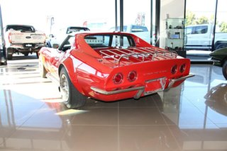 1968 Chevrolet Corvette Stingray Coupe.