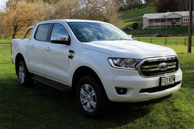 Discounted Used Ford Ranger XLT Pick-up Double Cab 4x2 Hi-Rider, Cheltenham, 2019 Ford Ranger XLT Pick-up Double Cab 4x2 Hi-Rider Utility