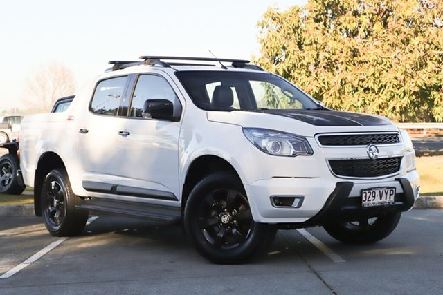 Used Holden Colorado Z71 Crew Cab, Indooroopilly, 2015 Holden Colorado Z71 Crew Cab Utility