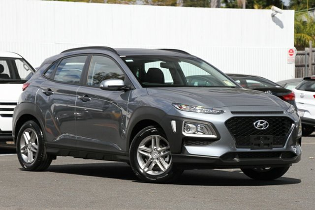 New Hyundai Kona Active D-CT AWD, Indooroopilly, 2018 Hyundai Kona Active D-CT AWD Wagon
