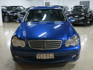 2005 Mercedes-Benz C180 Kompressor Classic Sedan.