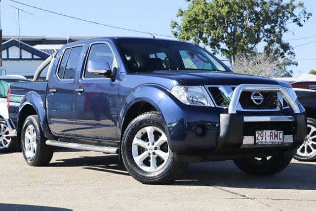 Used Nissan Navara ST-X, Indooroopilly, 2011 Nissan Navara ST-X Utility