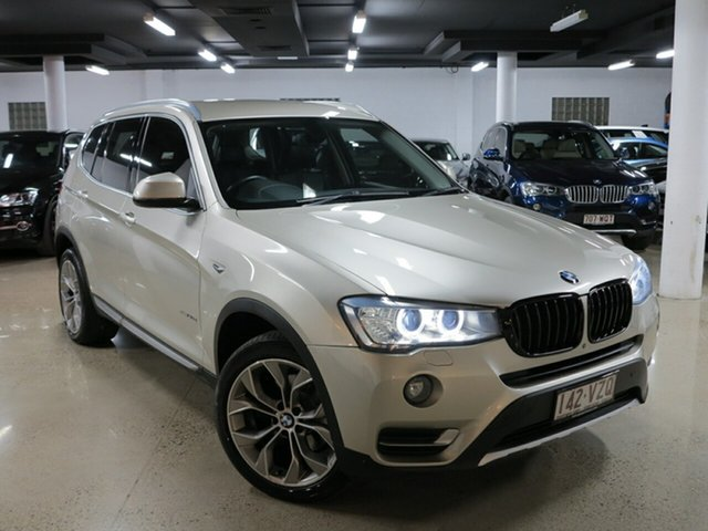 Used BMW X3 xDrive30d Steptronic, Albion, 2015 BMW X3 xDrive30d Steptronic Wagon