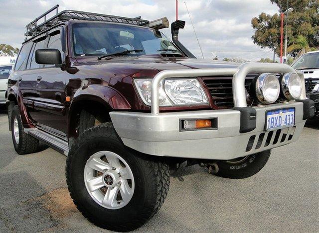 Used Nissan Patrol ST-L, Bellevue, 2003 Nissan Patrol ST-L Wagon