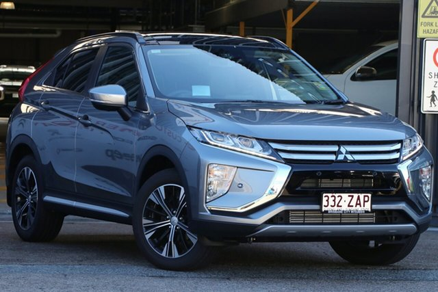 Demonstrator, Demo, Near New Mitsubishi Eclipse Cross Exceed AWD, Bowen Hills, 2019 Mitsubishi Eclipse Cross Exceed AWD Wagon
