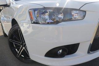 2014 Mitsubishi Lancer GSR Sportback Hatchback.
