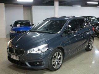 2015 BMW 220i Sport Line Coupe.