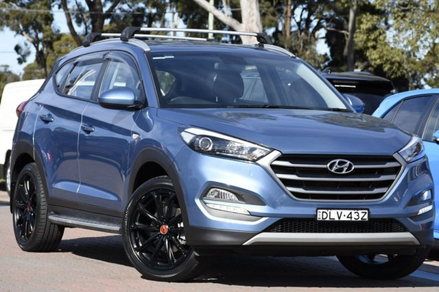 Used Hyundai Tucson 30 D-CT AWD Special Edition, Warwick Farm, 2016 Hyundai Tucson 30 D-CT AWD Special Edition SUV
