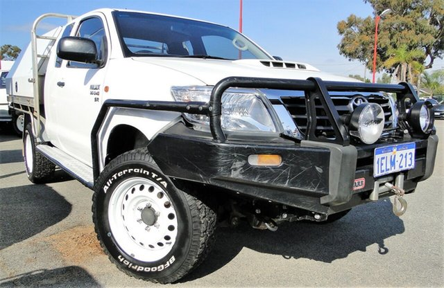 Used Toyota Hilux SR Xtra Cab, Bellevue, 2014 Toyota Hilux SR Xtra Cab Cab Chassis